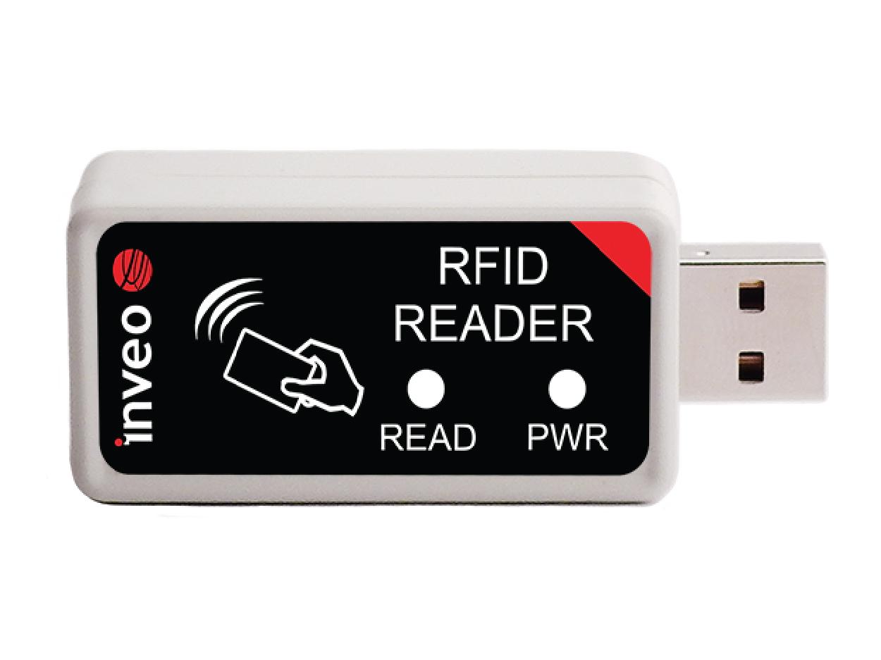 Kompaktowy czytnik RFID