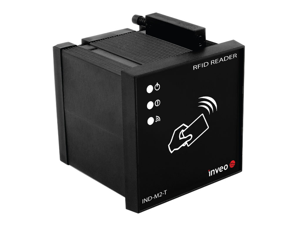 Panel RFID reader