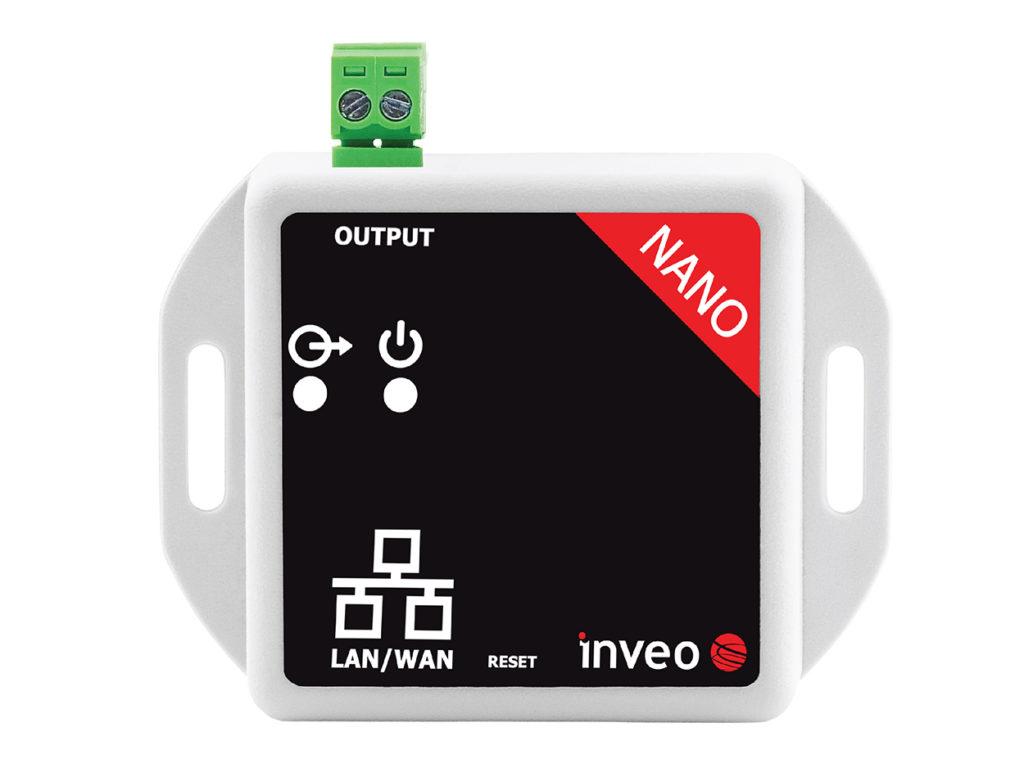 Relay output module