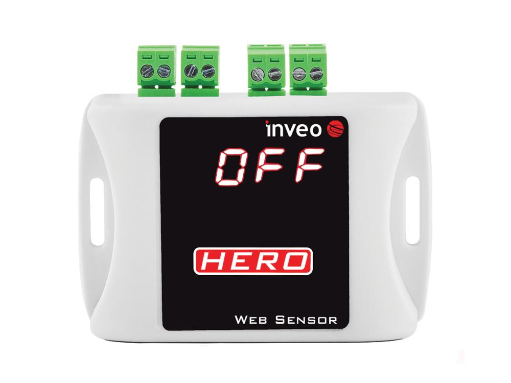 Hero Web Sensor
