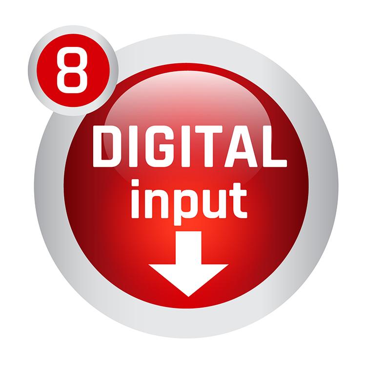 Icon 8 Inputs