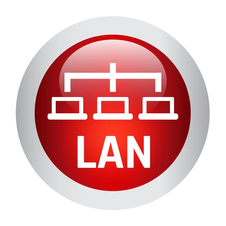 Icon LAN