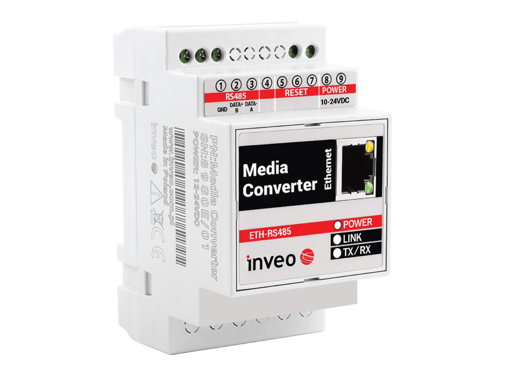 RS485 - LAN converter