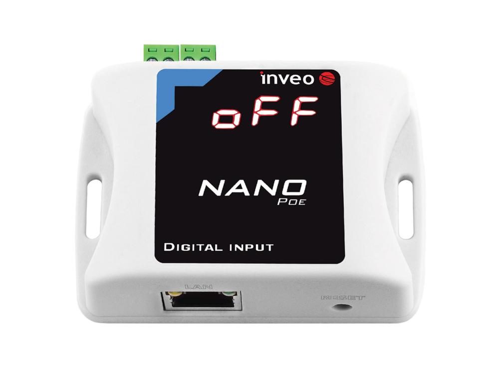 Nano Digital Input PoE