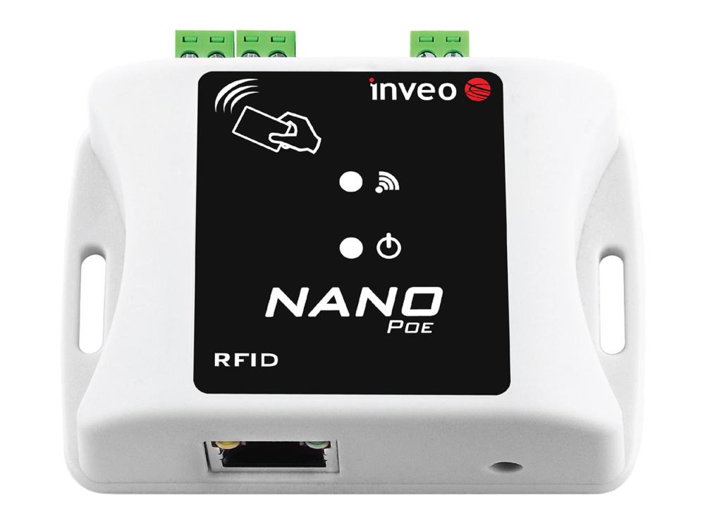 Nano RFID PoE