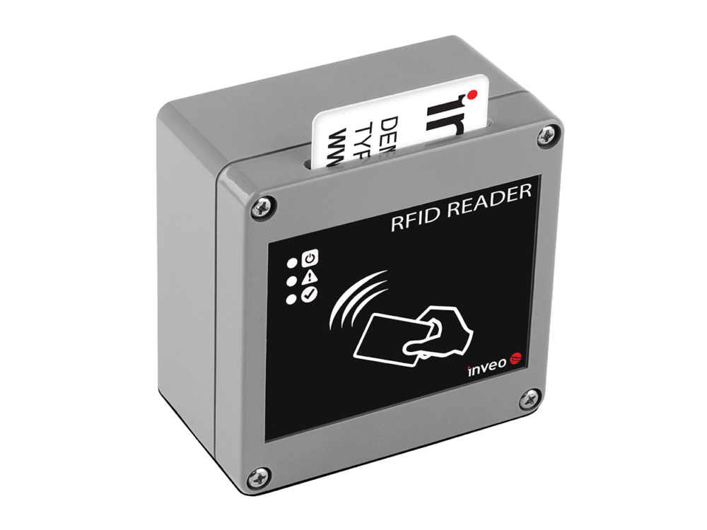 """RFID Reader - hotel version """"slot"""""""